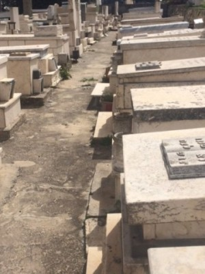 Isr cemetery