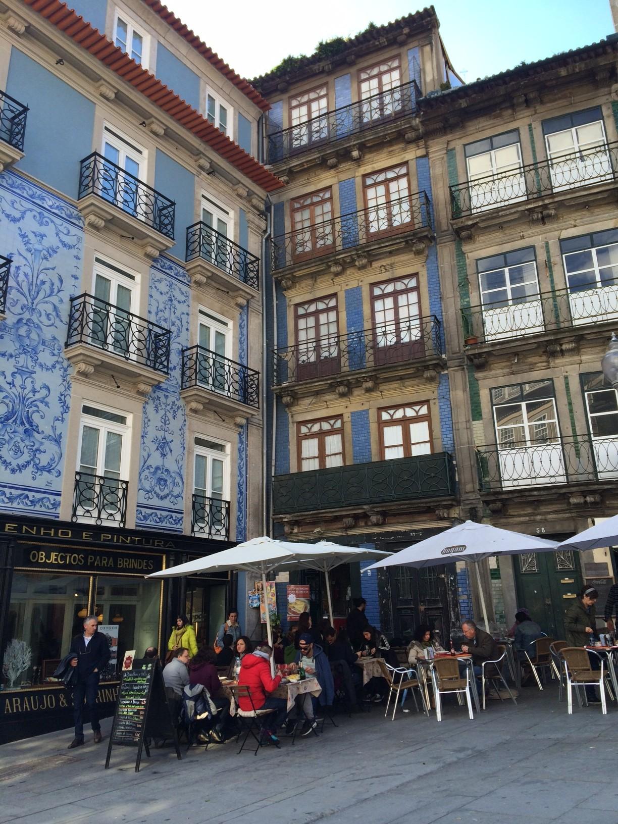 Porto square